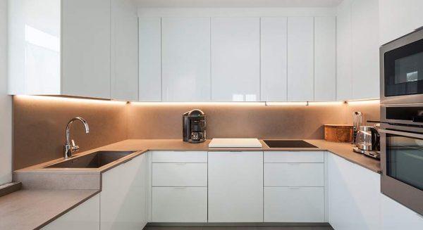 Comment décorer une cuisine en U ?